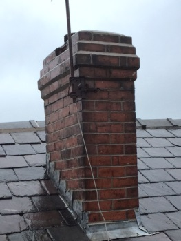 Chimney Repair and Maintenance by Bamford Roofing Rochdale