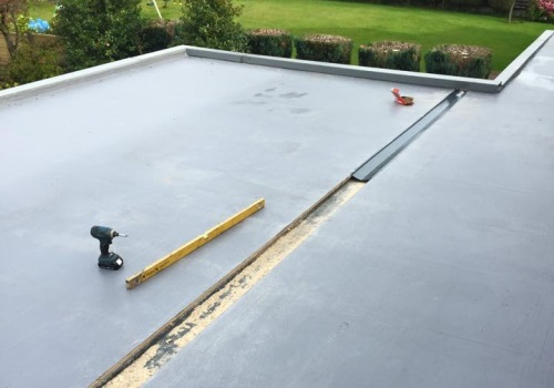 Liquid Rubber Roof by Bamford Roofing Rochdale