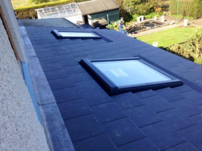 Roof Window Installation by Bamford Roofing Rochdale